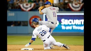 Chase Utley Terrorizing the Mets as a Dodger