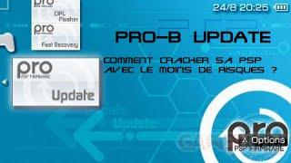 [TUTO] Flasher/cracker sa PSP en 6.60