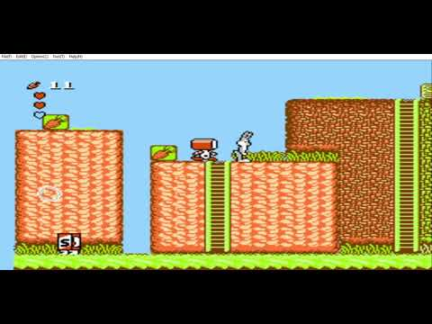 Bugs Bunny Birthday Blowout (NES) - Garbage Games