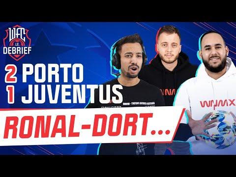 ⚽ Debriefs Porto - Juventus (2-1) / Séville - Dortmund (2-3) : Haaland vs Ronaldo (Football)