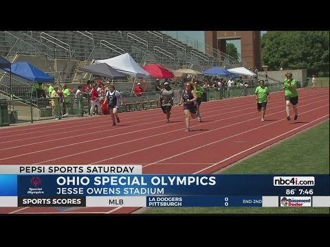Special Olympics Ohio Games