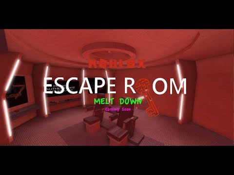 Escape Room Roblox Meltdown