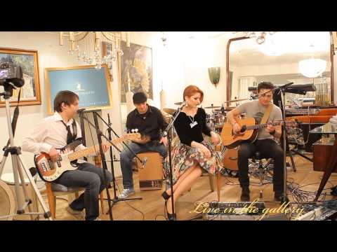 Alexandra Ungureanu & Acoustic Avenue - TO BE WITHYOU (COVER BAND)