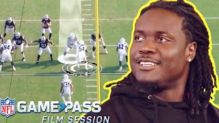 Melvin Ingram on Pre-Snap Reads, Containing a Mobile QB, Playing FB & More