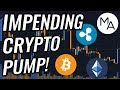 IMPENDING PUMP For Bitcoin & Crypto Markets?! BTC, ETH, XRP, BCH & Cryptocurrency News!