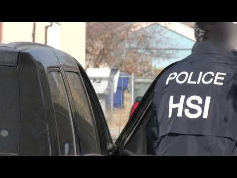 Bakersfield Man Arrested In Homeland Security Operation, Suspected In Int'l Drug Ring