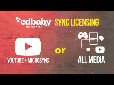 A Quick Guide to CD Baby Sync Licensing