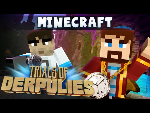 Minecraft - Trials Of Derpulies 3 - Hip Hop Challenge (Modded Minecraft)