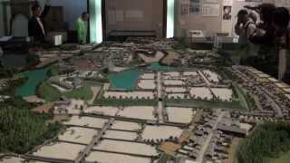 亀山市歴史博物館と亀山城