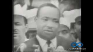 Infinite Soldier - I Have A Dream - Martin Luther King