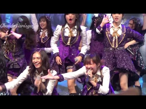 [Fancam] Team J Oshi - JKT48 at Honda GIIAS 2016 [160820] (V.2)