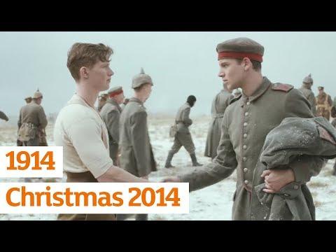 Official '1914' Advert | Sainsbury's Ad | Christmas 2014