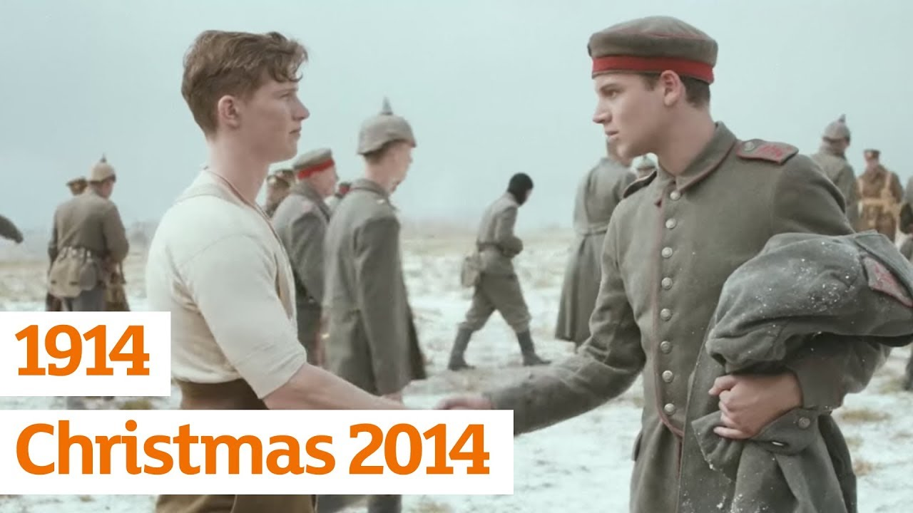 Image result for sainsburys war advert