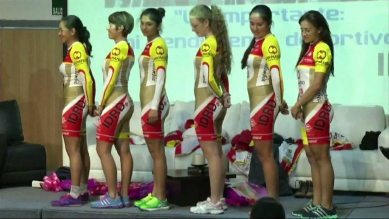maillot de cyclisme colombien