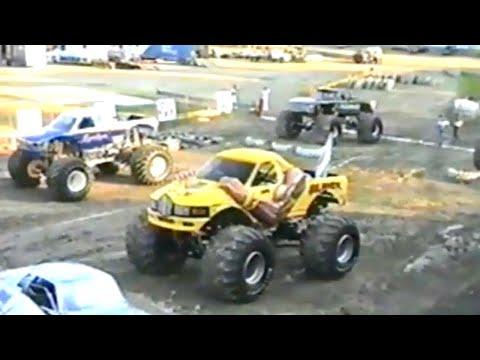 USHRA Monster Jam Middletown NY 1996