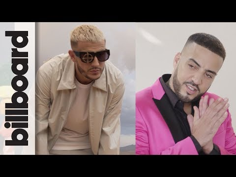 DJ Snake & French Montana Behind The Scenes at Their Billboard Cover Shoot