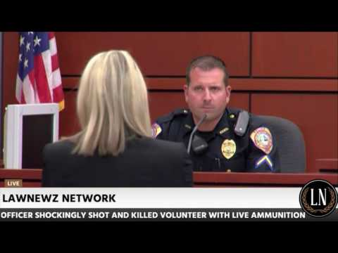 Tom Lewis Trial Day 2 Part 1 Officer Brandon Angelini Testifies 06/27/17