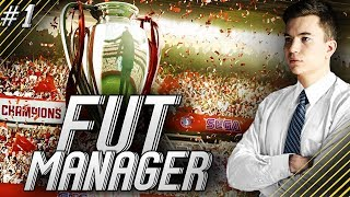 FUT MANAGER - Pierwsze poważne wzmocnienia!!! [#1] | FIFA 18