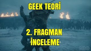 Game of thrones 7.sezon 2. fragman İncelemesi