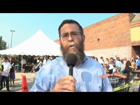 Taste Of Kosher Food Fair 2015 at Jewel-Osco