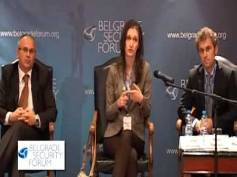 Belgrade Forum, Academic Event, Panel 2: Transformation of Security Professions in the Balkans
