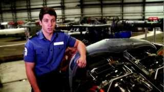 Royal Navy Jobs - Meet Wayne (Air Engineering Technician)