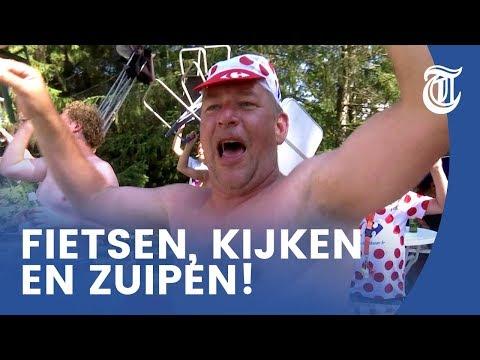 Zien! Nu al groot feest op Hollandse berg - LE TOUR DE TELEGRAAF #01