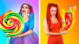 Download lagu Spicy Girl vs Sweet Girl!