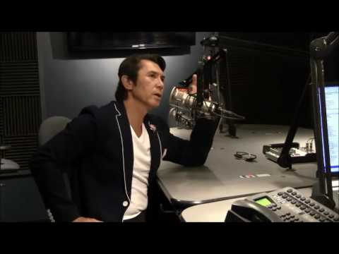 "Tom Tangney interviews Lou Diamond Phillips and director Megan Griffiths about ""Night Stalker"""