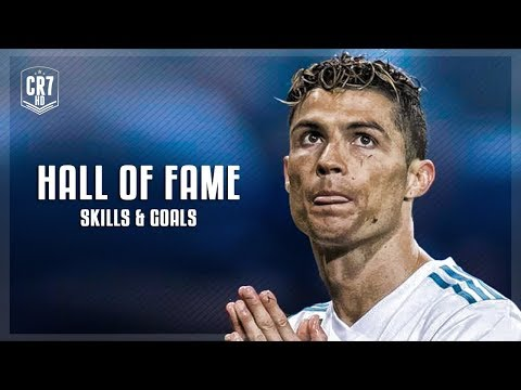 Cristiano Ronaldo • Hall of Fame • Skills & Goals
