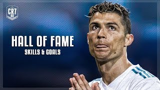 Cristiano Ronaldo • Hall of Fame • Skills & Goals | HD