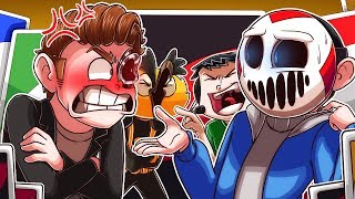H2O DELIRIOUS IS THE WORST UNO TEAMMATE EVER!