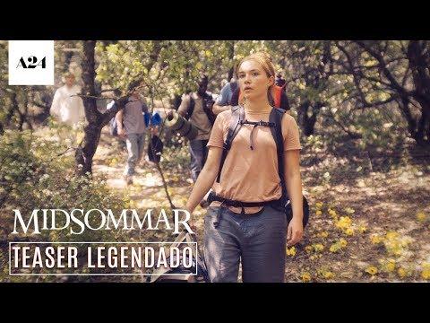 Trailer de MIDSOMMAR Revela Novo Filme de Terror do Diretor de HEREDITÁRIO