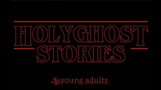 HolyGhost Stories: Episode Four - Travis
