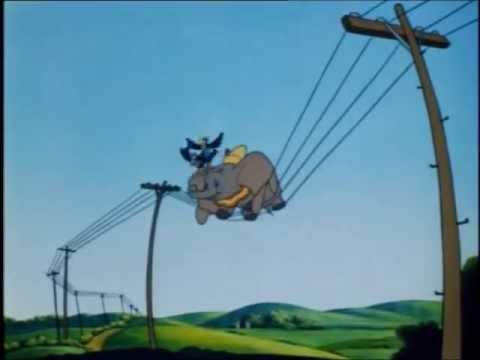 Dumbo - A un elefante volar