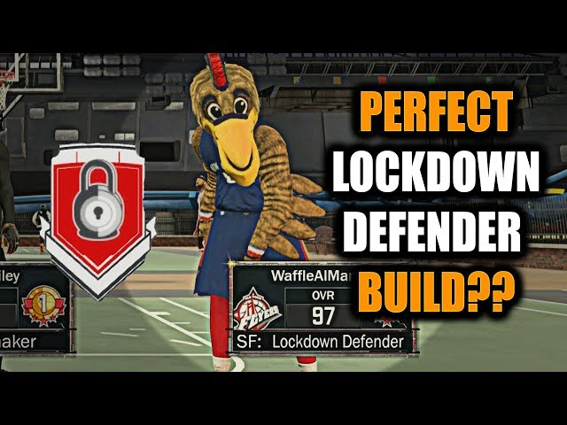 PERFECT 67 LOCKDOWN DEFENDER BUILD!? AM I MAKING ANOTHER ONE!?- NBA 2K17