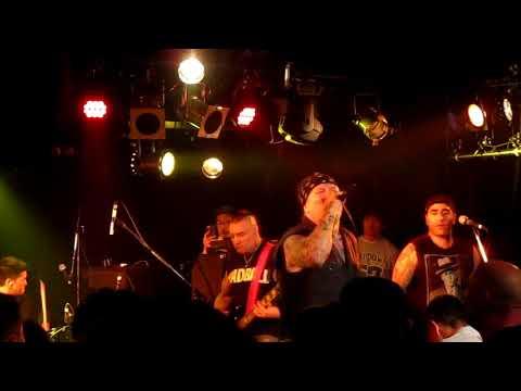 AGNOSTIC FRONT ( live @ DROP Osaka Japan May.10, 2018 )