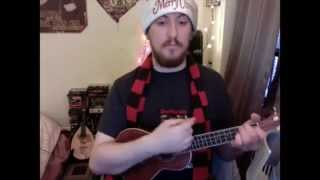 Stop The Cavalry by Jona Lewie (ukulele, kazoo and pith helmet cover version)