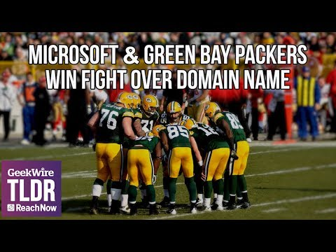 🏈Microsoft & Green Bay Packers Win Fight Over Domain Name