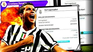 FIFA 16 : RONALDO BEI JUVE - KRASSESTER DEAL EVER - KARRIERE mit JUVENTUS TURIN #40