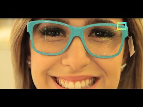 b80fd098b Óculos de grau, saiba quais modelos estão bombando! - YouTube