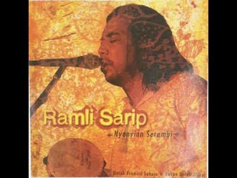 Nyanyian Serambi (Lirik) HQ - Ramli Sarip