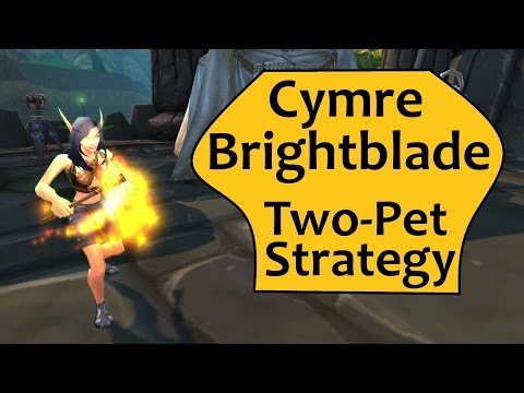 Cymre Brightblade: 2 Pet Guide for An Awfully Big Adventure