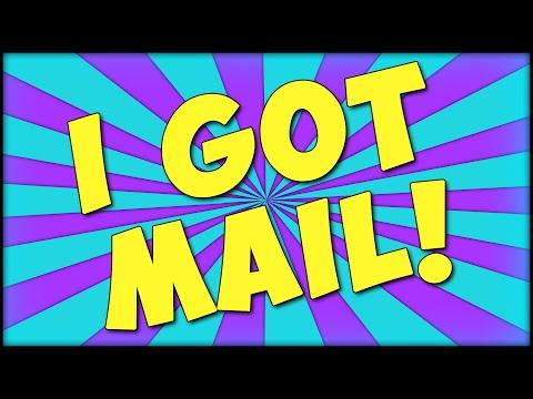 BLITZ MAIL - YOU ACTUALLY DREW ME!