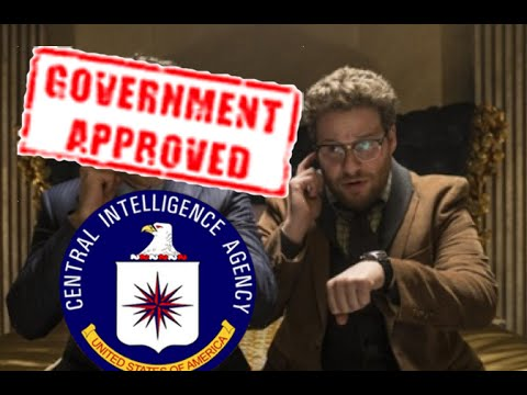 """CIA Helped Produce Seth Rogan's """"The Interview"""