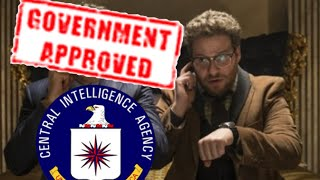 "CIA Helped Produce Seth Rogan's ""The Interview"" Movie"