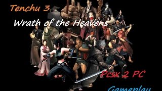 Tenchu 3 :Wrath of the Heavens|Infiltrate the Buddha Temple Grand Master!