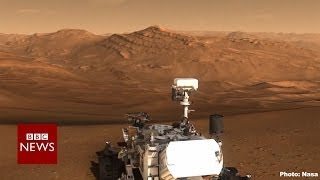Is there life on Mars? - BBC News