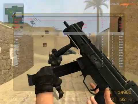 Counter-strike source: zombie escape ze_rooftop_runaway1_v4 on.