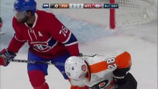 Gotta See It: Subban clips Giroux, stops to check he